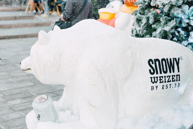 เบียร์ Snowy-Weizen-05